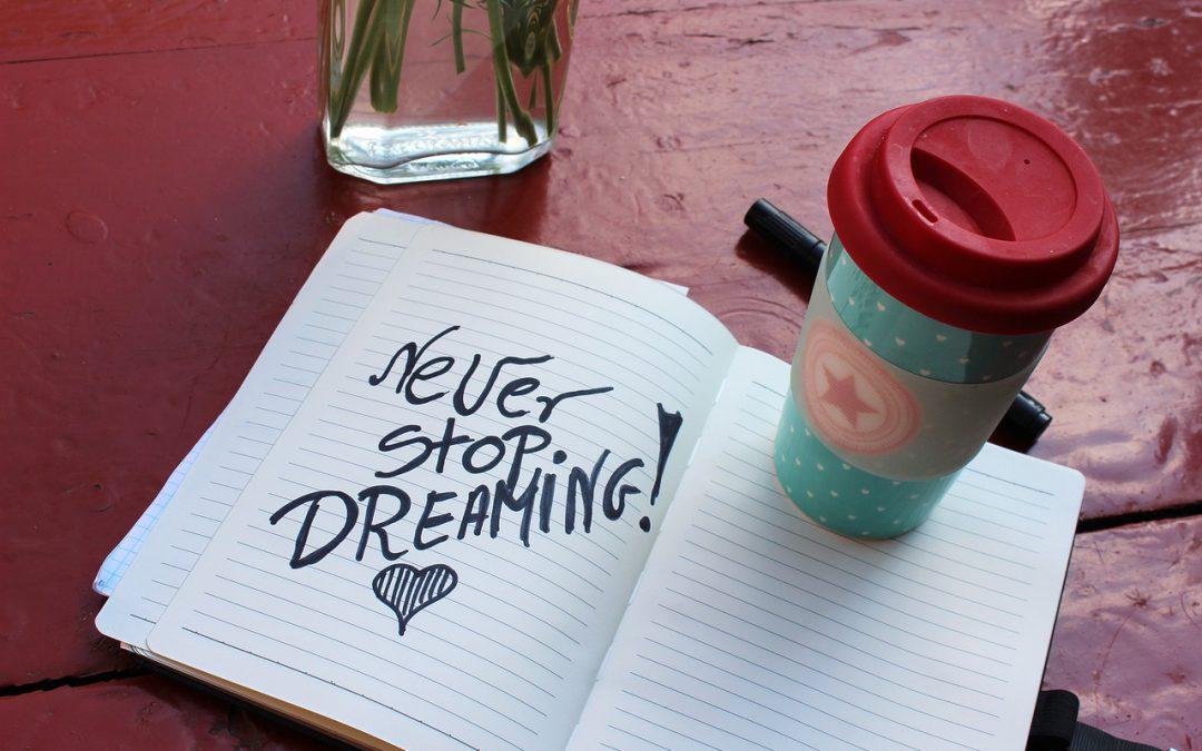 never stop dreaming - StartersHUB - Groeicentrum voor ondernemerschap